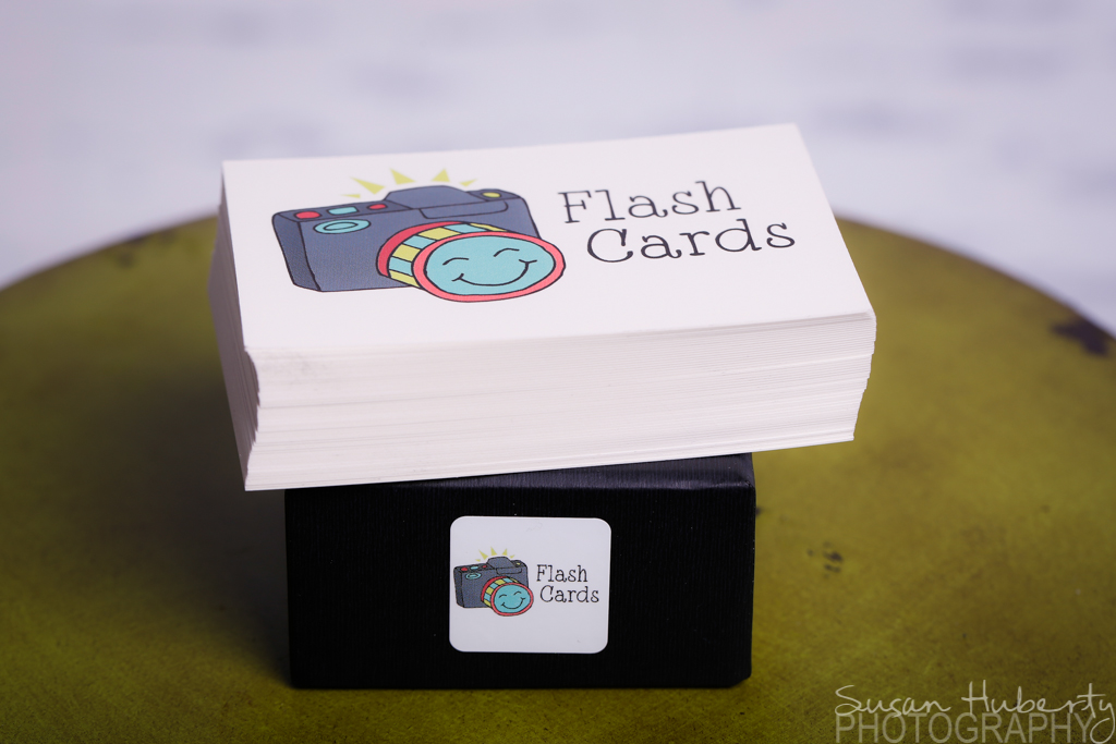 Photography Flash Cards